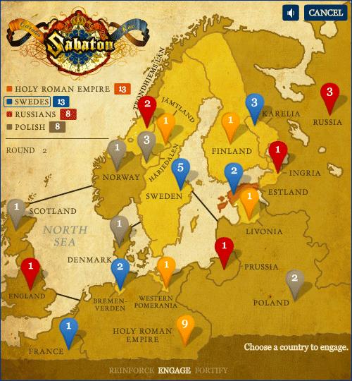 The Swedish Empire Game Karl Kampe
