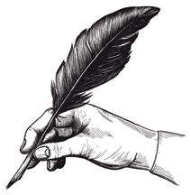 featherpen